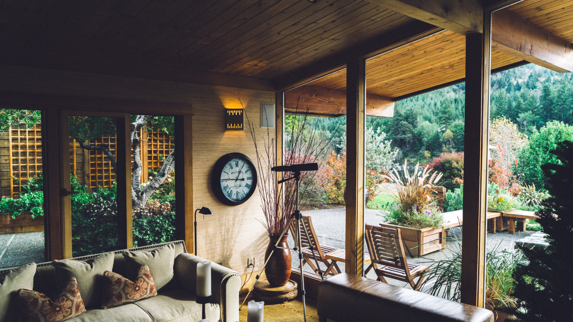 trois ambiances tendance reproduire chez soi cet t intermaison. Black Bedroom Furniture Sets. Home Design Ideas